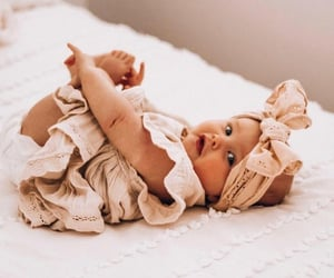babies, baby, and girl baby image