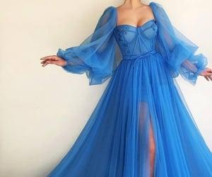 blue, luxurious, and luxury image