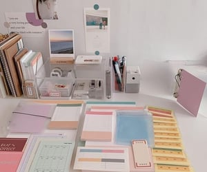 collection, notebook, and notice image