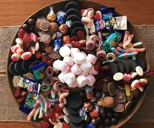 chips, Halloween, and candy image