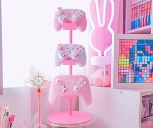 pink aesthetic image