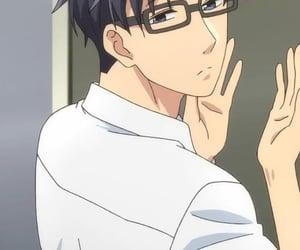 anime, goals couple, and hirotaka image