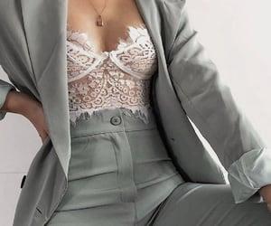 blazer, fashion, and fashionable image