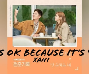 Korean Drama, ost lyrics, and best k drama image