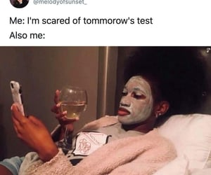 bed, exam, and relax image