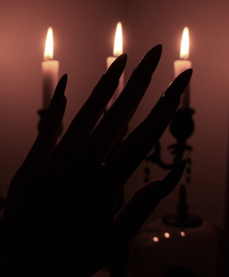 aesthetic, alternative, and candles image
