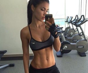 abs, fit, and flat stomach image