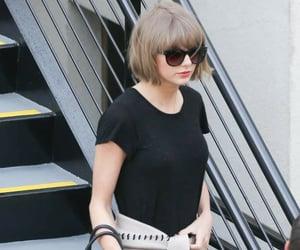 short hair and Taylor Swift image