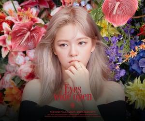 eyes wide open, 2nd full album, and yoo jeongyeon image
