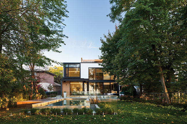 architecture, canada, and contemporary image
