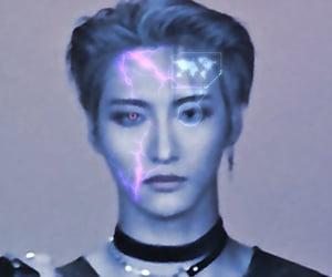 cyber, edit, and futuristic image