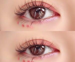 sparkle, eye makeup, and eyeshadow image