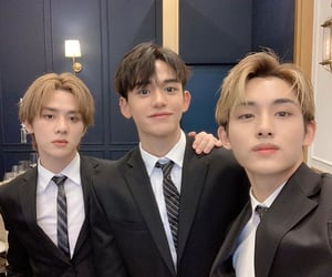 lucas, winwin, and wayv image