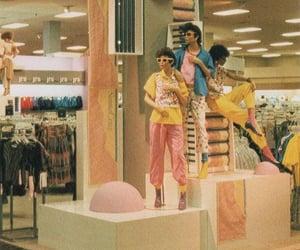 80s shop interior