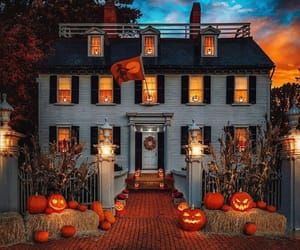 fall and Halloween image