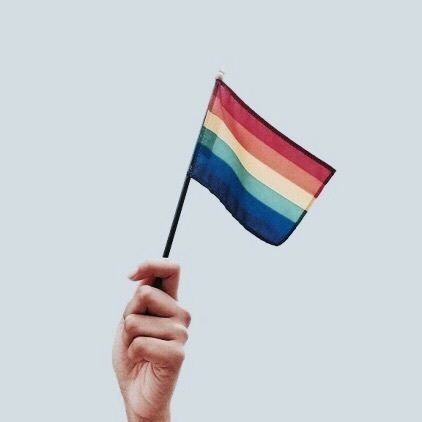 article, asexual, and gay image