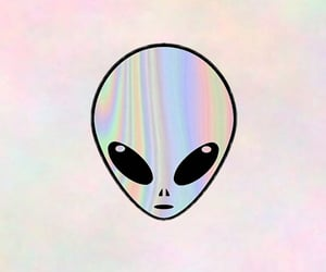 alien, wallpaper, and galaxia image