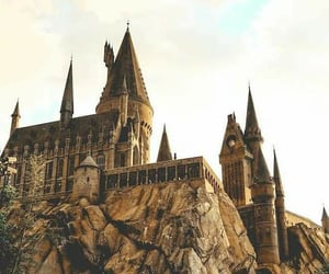 harry potter, hogwarts, and Witches image