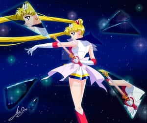 sailor moon supers and 美少女戦士セーラームーン スーパーズ image