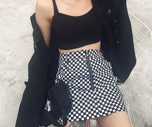 top and teen fashion image