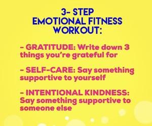 grateful, gratitude, and positivity image