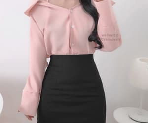 fancy, kfashion, and pink image