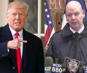 news, trump, and us president image