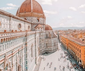 florence, italy, and light image
