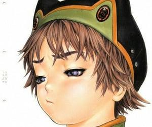 anime, brown, and kawaii image