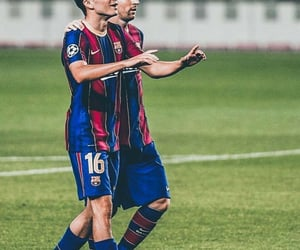 Barca, weheartit, and fc barcelona image