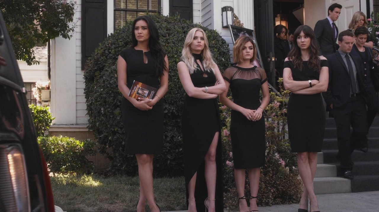 pll, aria, and rosewood image