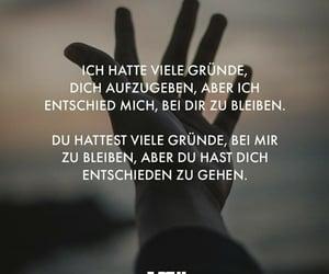 deutsch, traurig, and zitat image