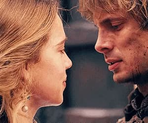 bradley james, giuliano de medici, and girl woman boy man image