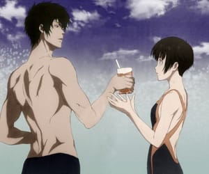 anime and psyho pass image