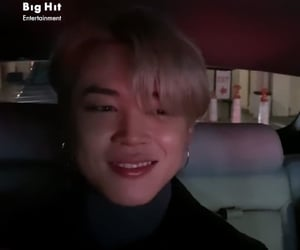 icons, bts, and park jimin image