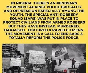 nigeria, police, and endsars image