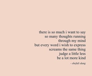 aesthetic, peach, and poetry image