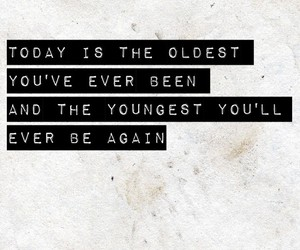 quote and young image