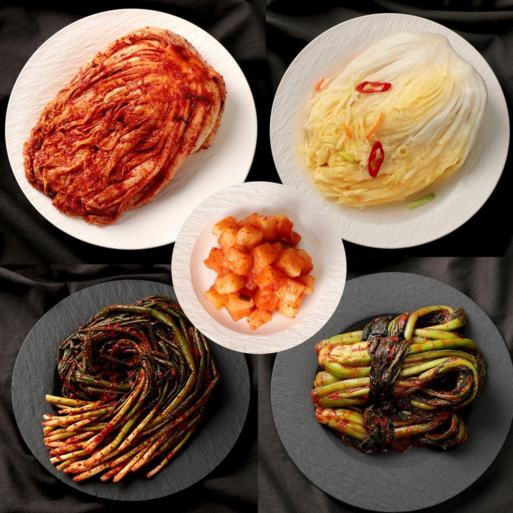 korean kimchi, kimchi korean food, and where to buy kimchi image