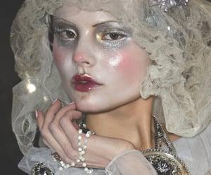 fashion, model, and Magdalena Frackowiak image