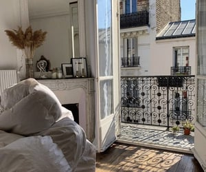 home, interior, and paris image