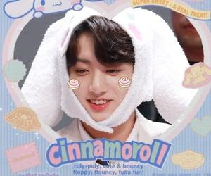 cinnamoroll, edit, and sanrio image