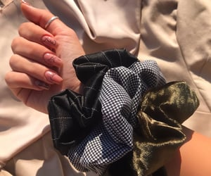 accessories, checkered, and girls image