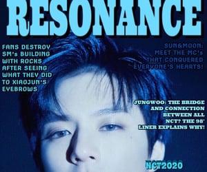 NCT 2020 - RESONANCE 90S MAGAZINE COVER CYBER EDIT ♡ BLUE AESTHETIC - ot23 ♡ taeil, kun, johnny, yuta, taeyong, ten, doyoung, jaehyun, winwin, jungwoo, hendery, lucas, xiaojun, mark, renjun, jeno, jaemin, haechan, yangyang, shotaro, chenle, jisung, sungch
