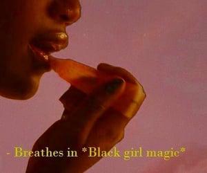 beauty, melanin, and melanin girls image