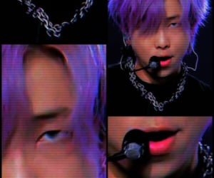 cyber, rm, and bts image