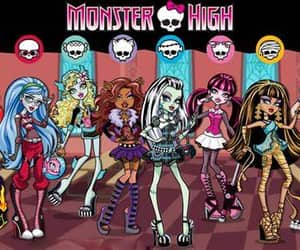 article, monster high, and if i went to... image