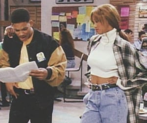 90s, will smith, and vintage image