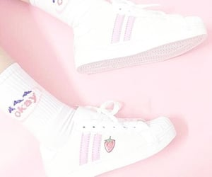 aesthetic, grunge, and peach image