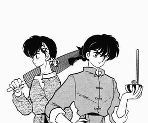 anime, manga, and ranma 1 2 image